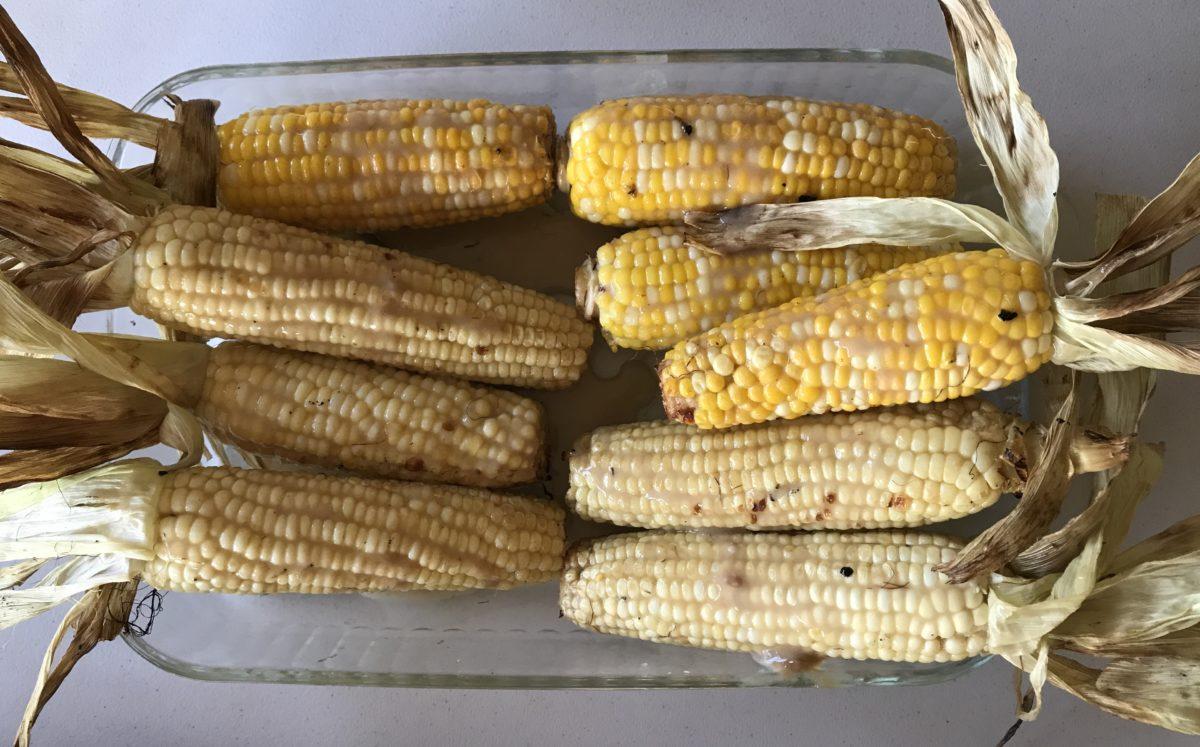 Thai Street Corn